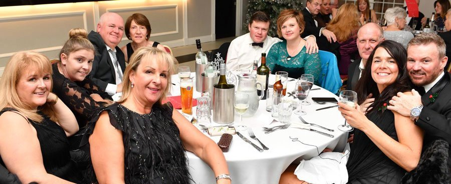 Cystic Fibrosis Supporters Christmas Ball 2019